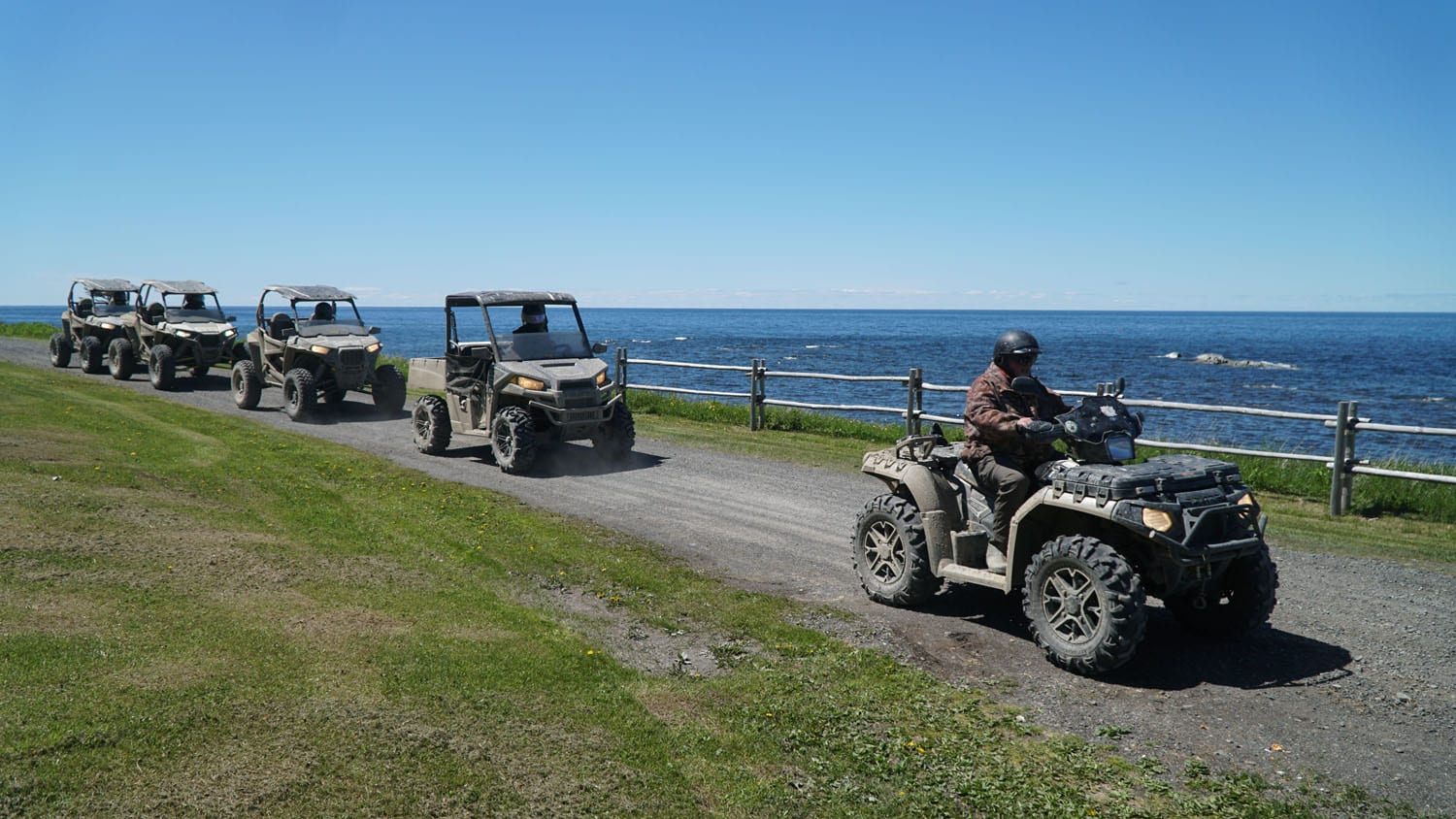 Exploring Gaspésie With Destination Polaris