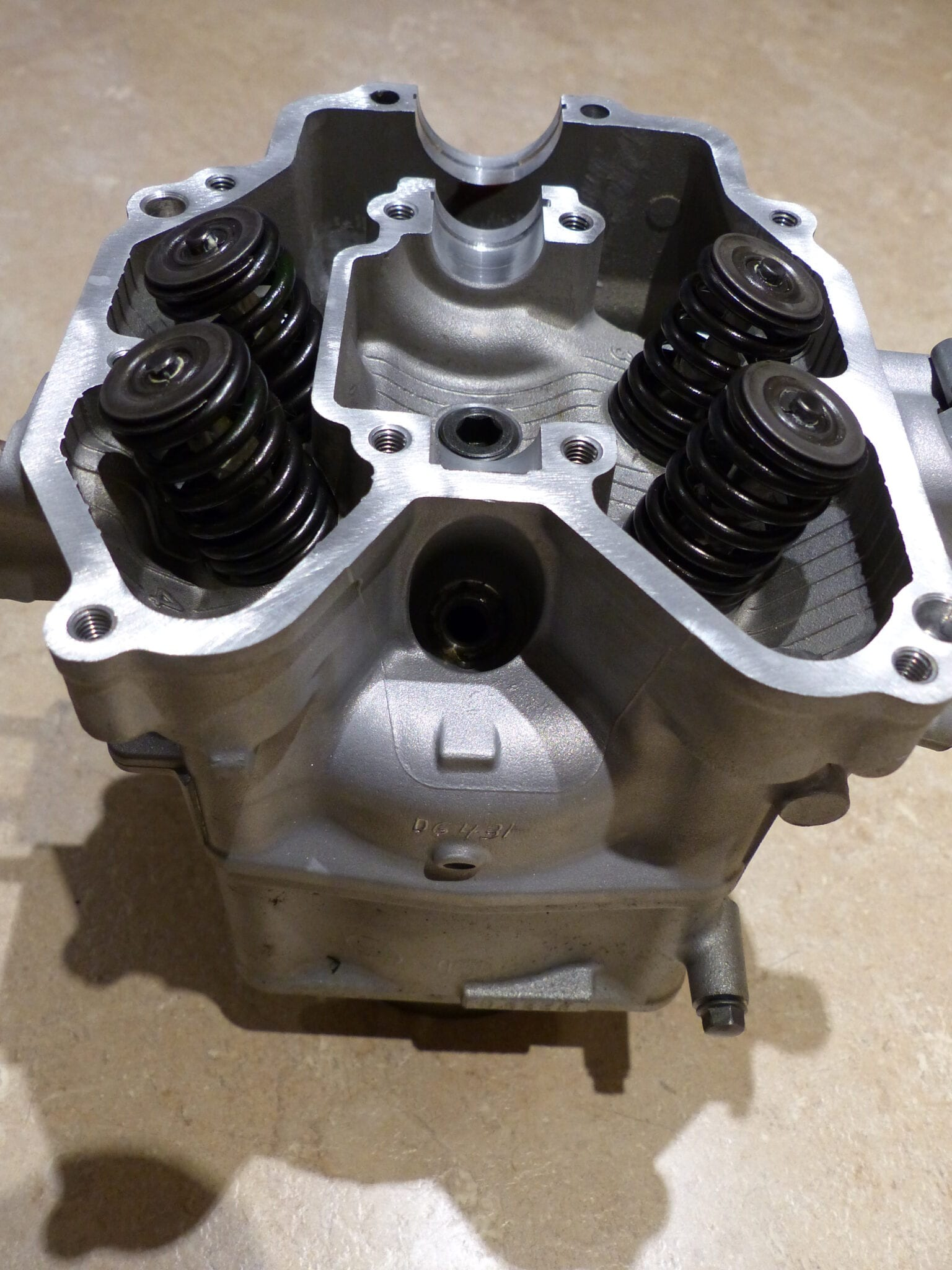 Improving engine performance