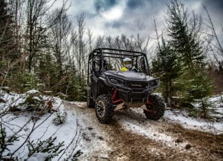 2018 The Most Innovative Year For ATVs And UTVs