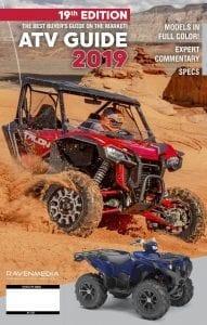 2019 ATV Buyers Guide