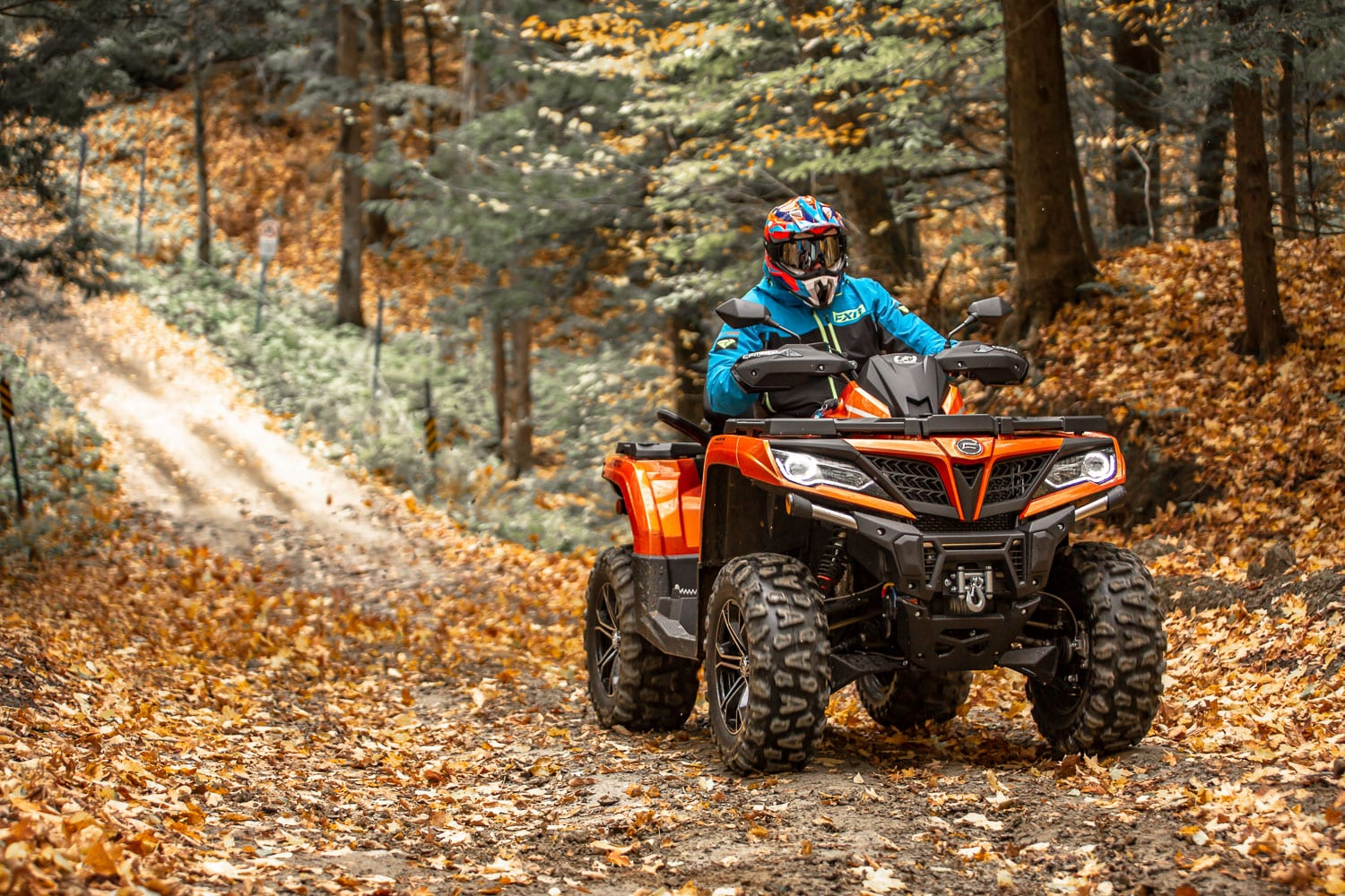 CFMOTO CFORCE 800 XC 2019 REVIEW
