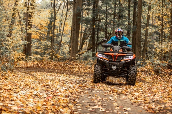 2019 CFMOTO CFORCE 800 XC Review | ATV Trail Rider Magazine