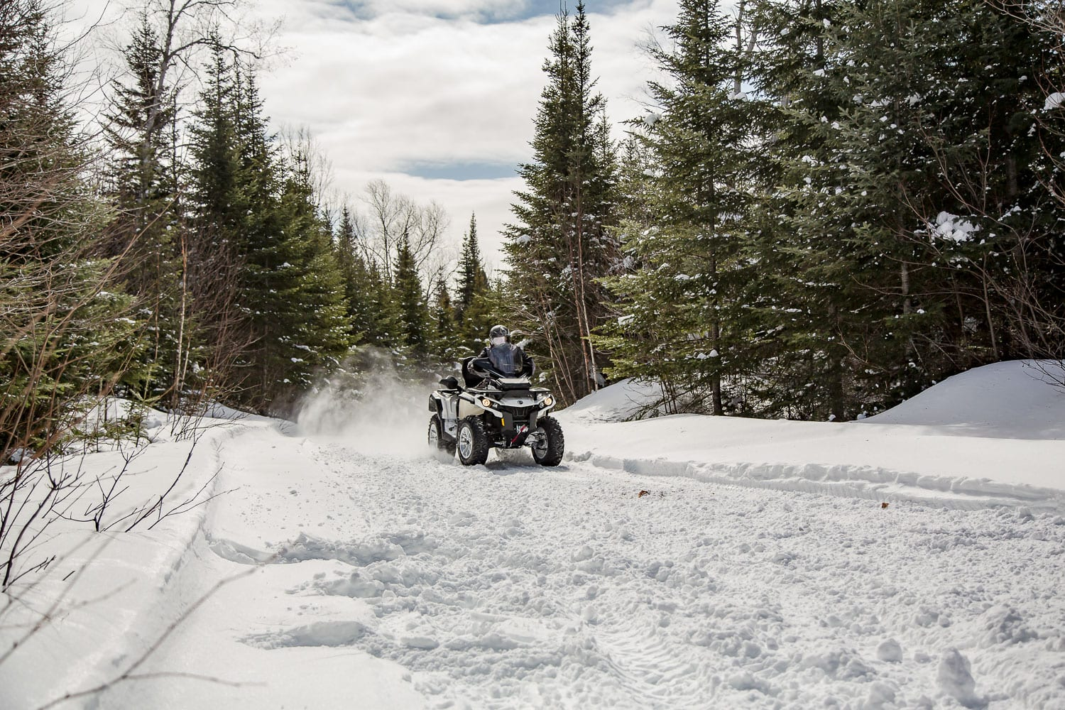 Can-Am Outlander 850 North Edition 2018 Review