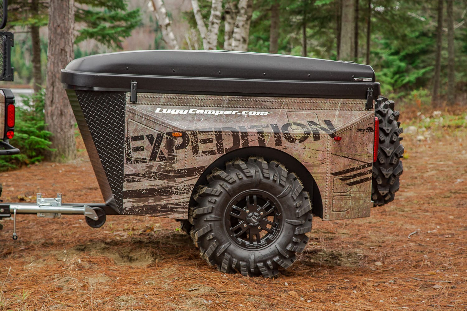 Can-Am Defender Expedition Build