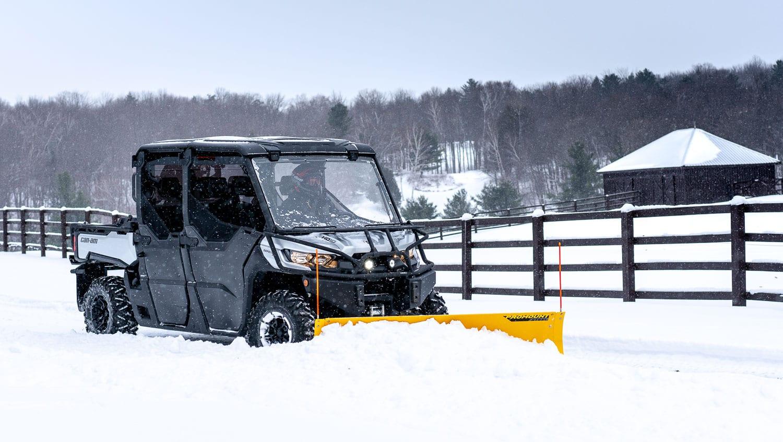 ProMount Snow Plows