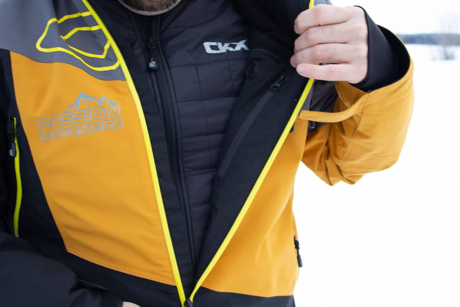 2019 CKX Winter Clothing