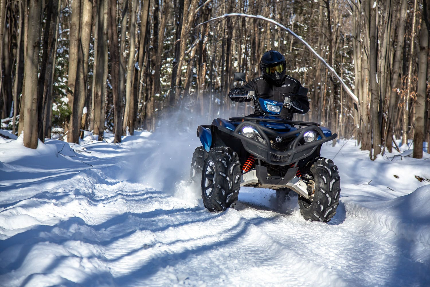 2019 Yamaha Grizzly SE Review | ATV Trail Rider Magazine