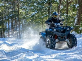 2010 Yamaha Kodiak 450 EPS Review   ATV Trail Rider Magazine