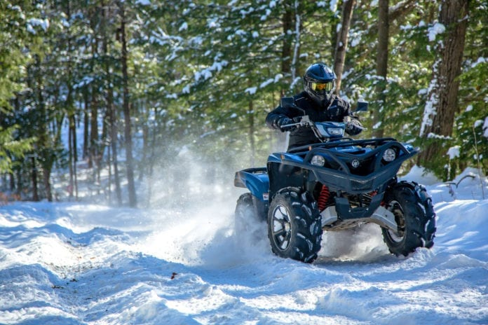 2019 Yamaha Grizzly SE Review   ATV Trail Rider Magazine