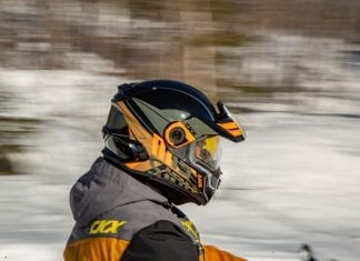 Mission AMS Helmet