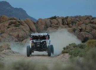 Maverick X3 Racers win BITD Silver State