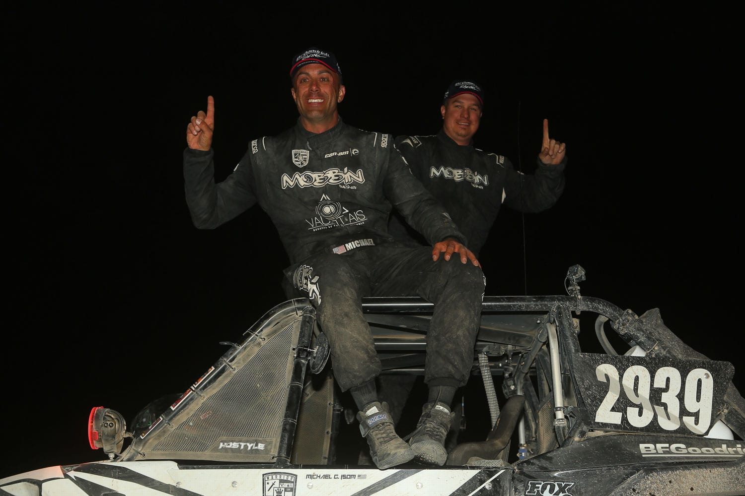 Maverick X3 Racers win BITD Silver State
