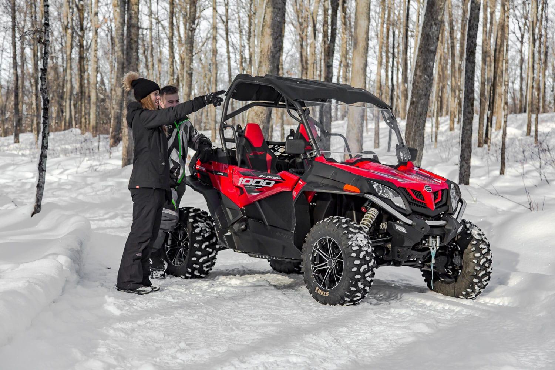 2019 CFMOTO ZFORCE 1000 LX - Review | ATV Trail Rider Magazine
