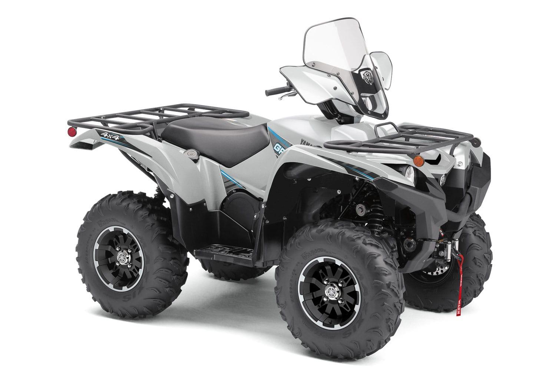 2020 Yamaha ATV Lineup