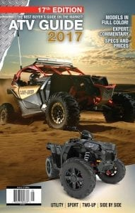 2017 ATV Buyer's Guide