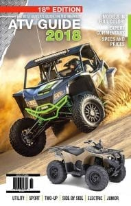 2018 ATV Buyer's Guide