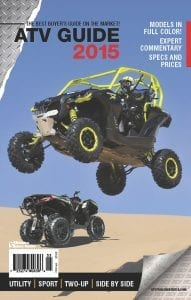 2015 ATV Buyers Guide