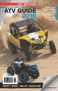 2016 ATV Buyers Guide