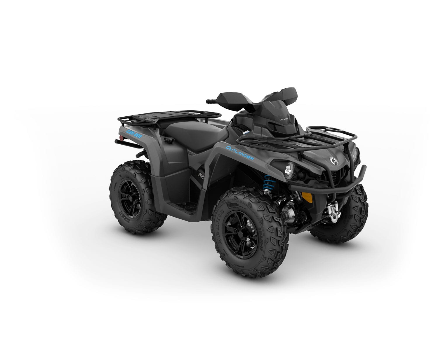 2020 Can-Am ATVs and Side-By-Side Vehicles