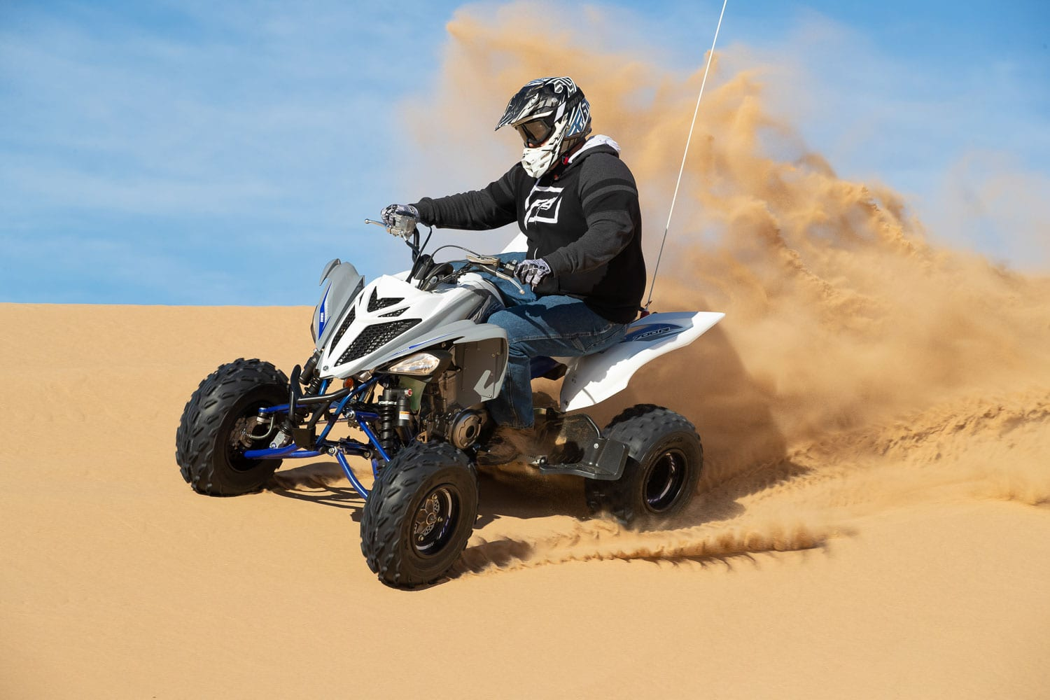 2019 Yamaha Raptor 700R SE Historic Review