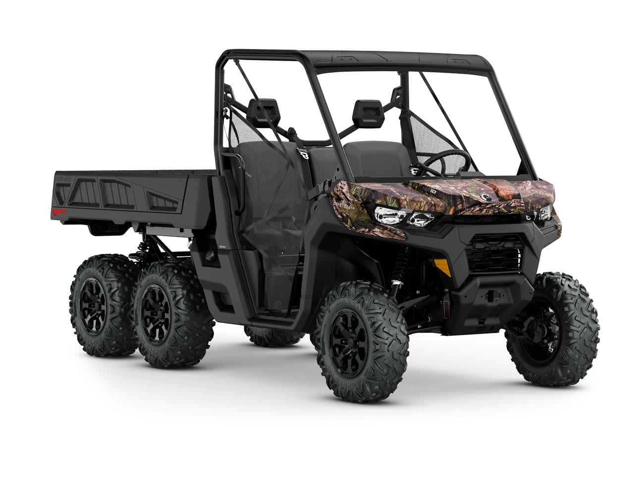Can-Am- Built For Hunting