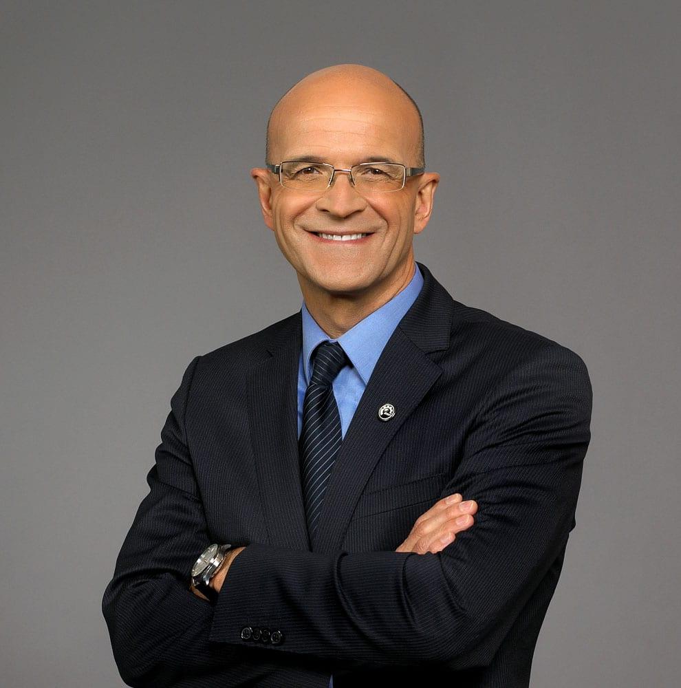 José Boisjoli BRP Board Chairman