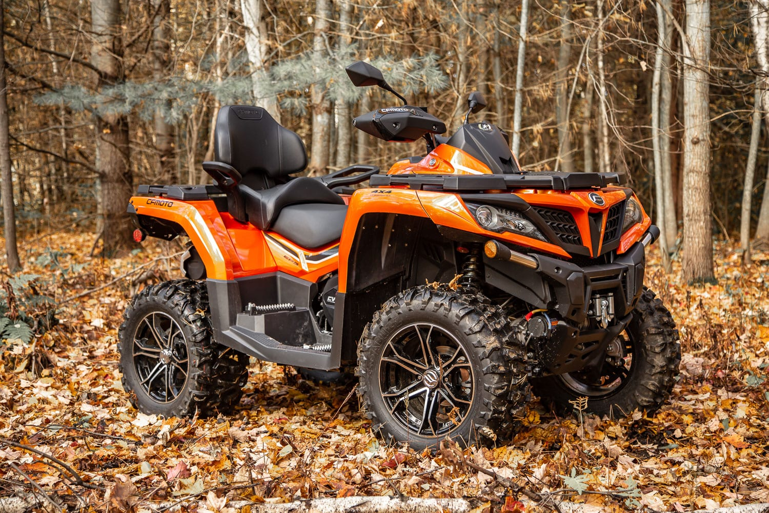 Selecting the ORV of Your Dreams: A World of Possibilities