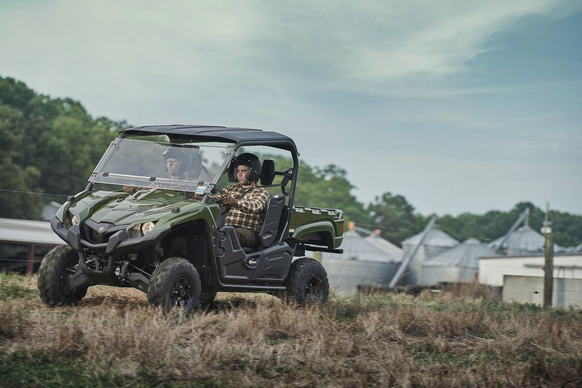 All-New SE models 2020 Yamaha SxS and ATVs.