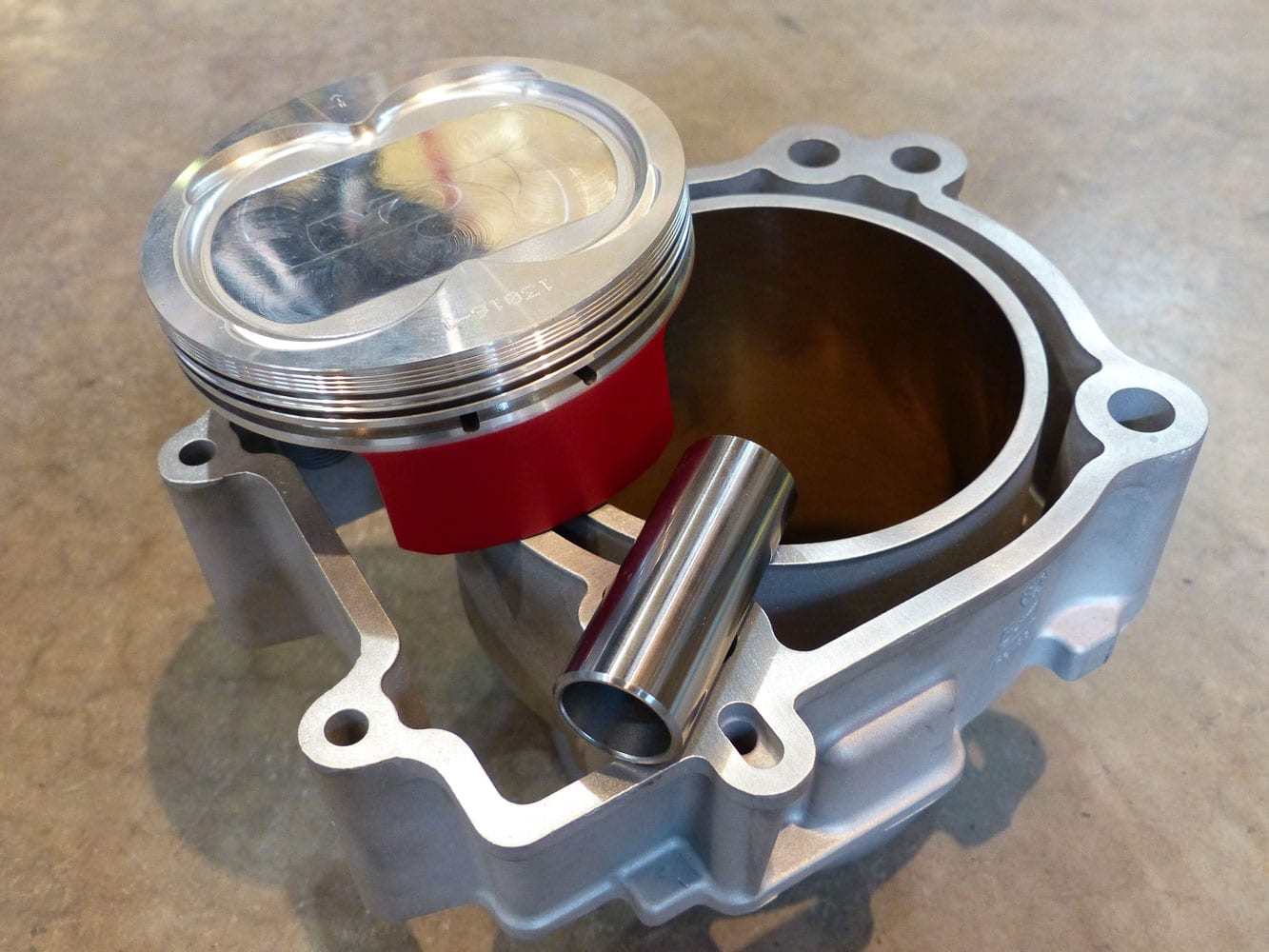 Analysis and Installation of a Big Bore Engine Kit
