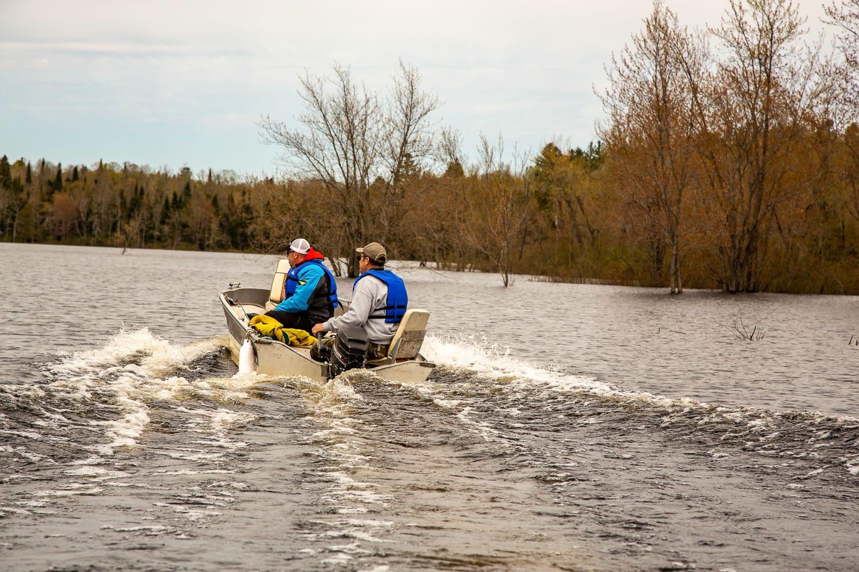 Fishing trip to Domaine Bitobi powered by ROXOR
