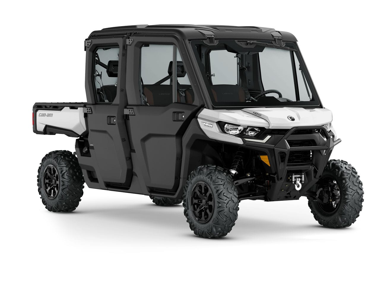 New Lineup of 2020 Can-Am Defender Side-by-Side Vehicles