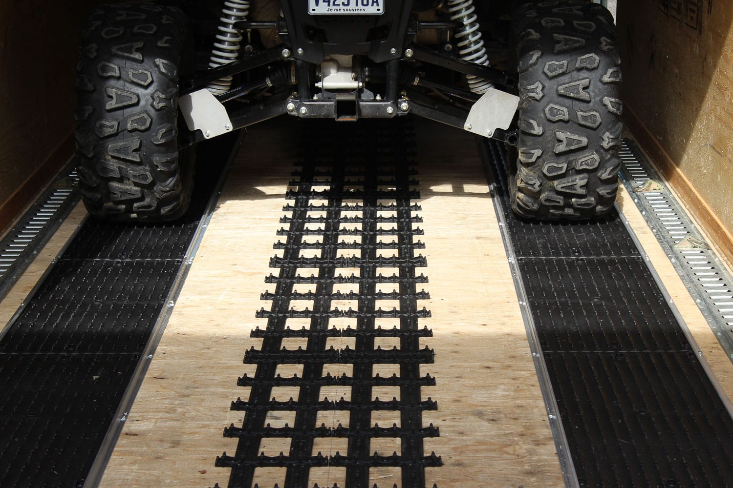 Superclamp: Essential for our trailers!