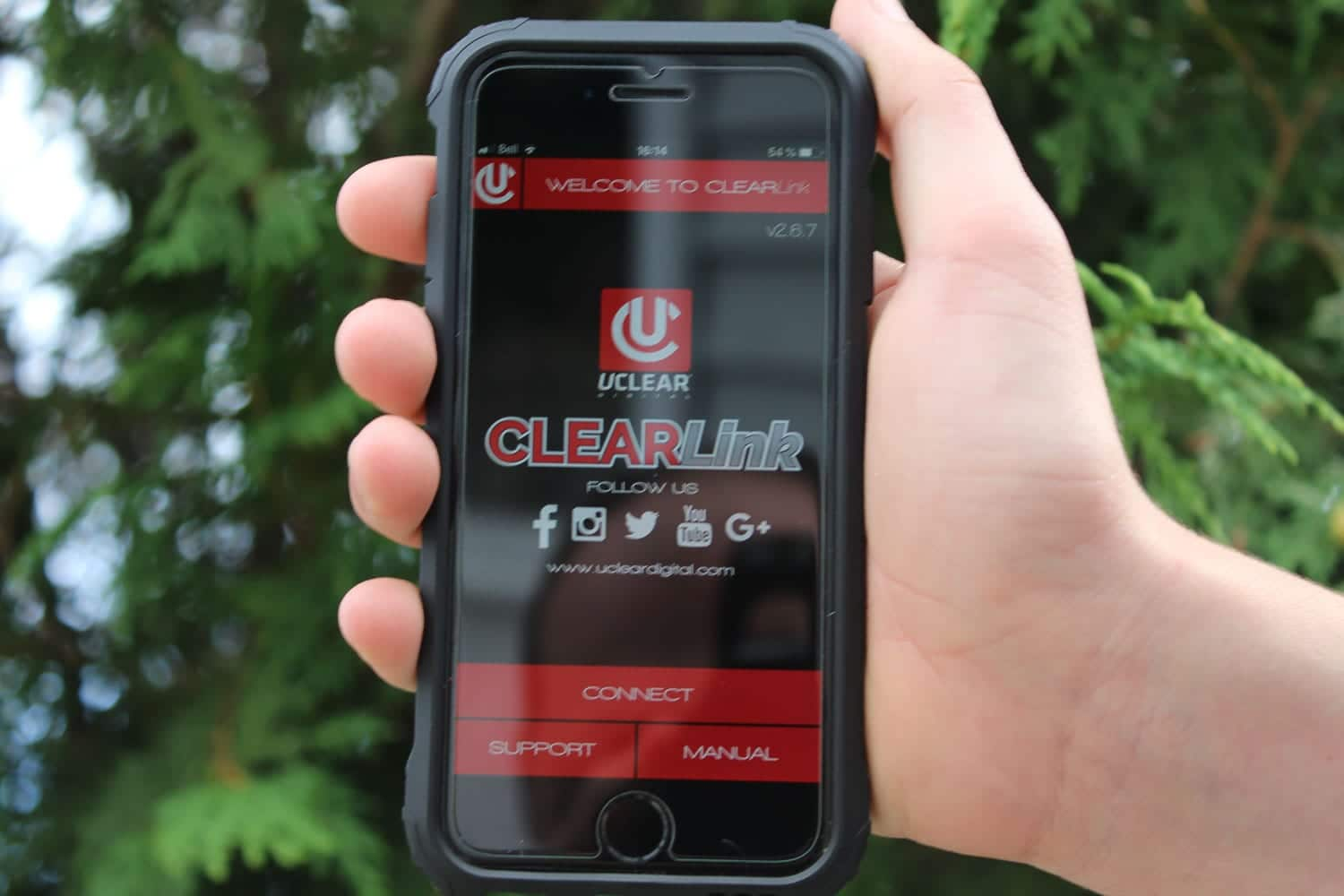 UCLEAR Digital Communication System