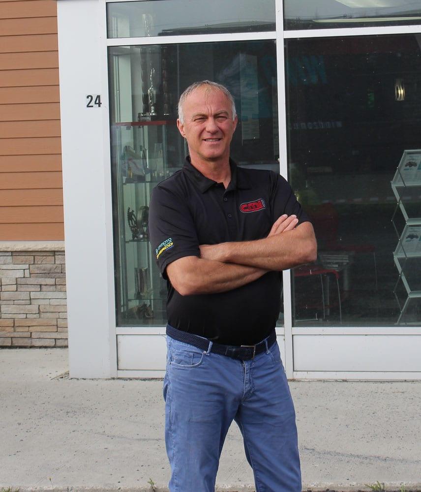 Carl Patoine - Profile of a builder