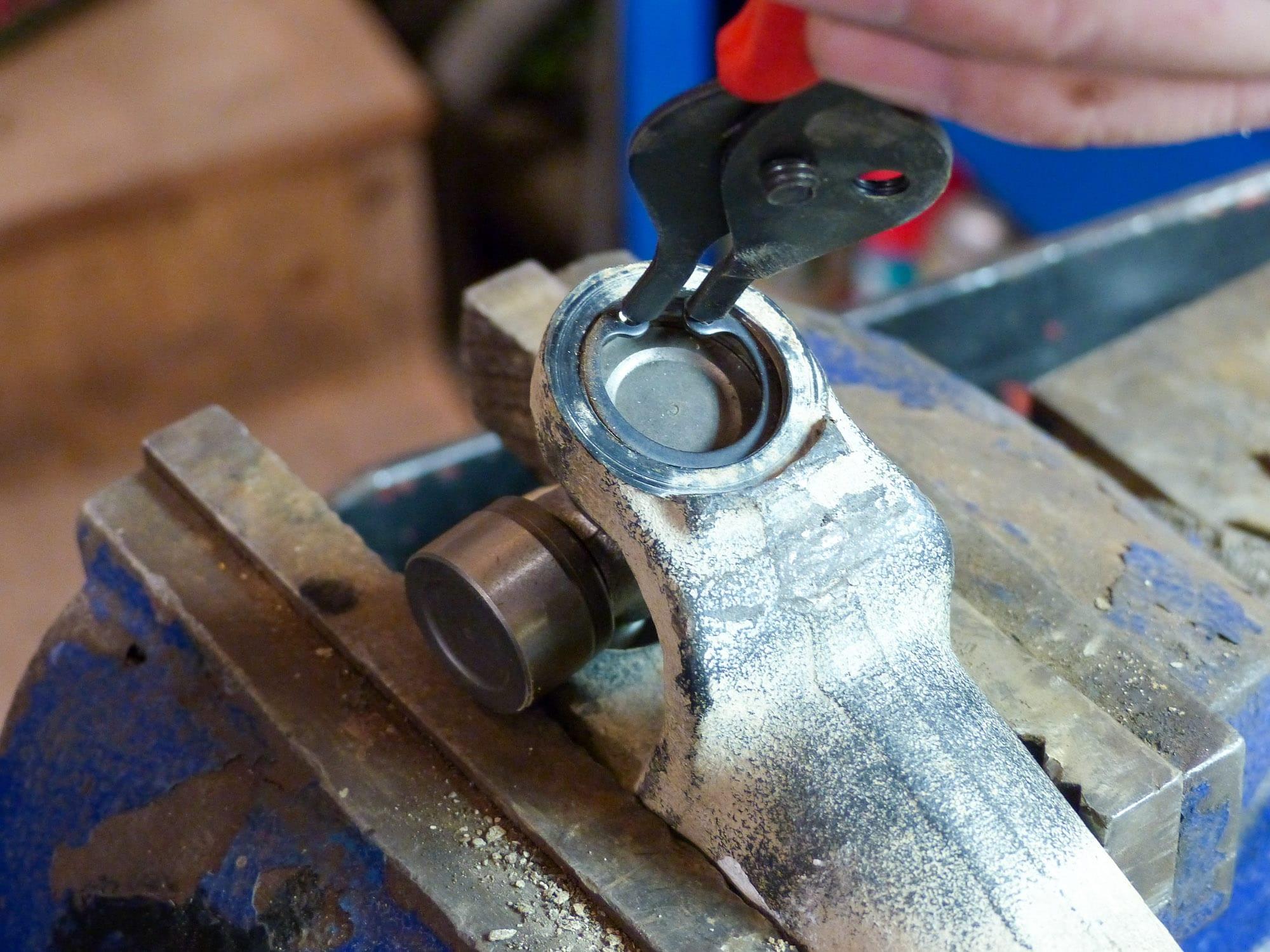 How to repair an ATV Drive Shaft
