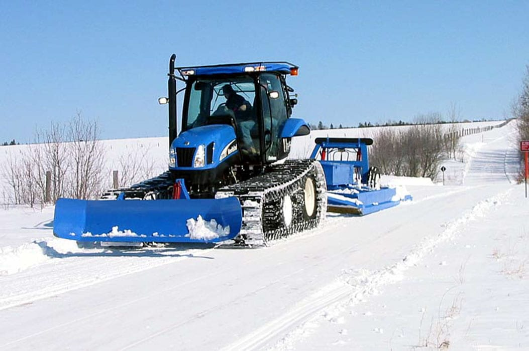 The ABC's of Trail Snow Grooming