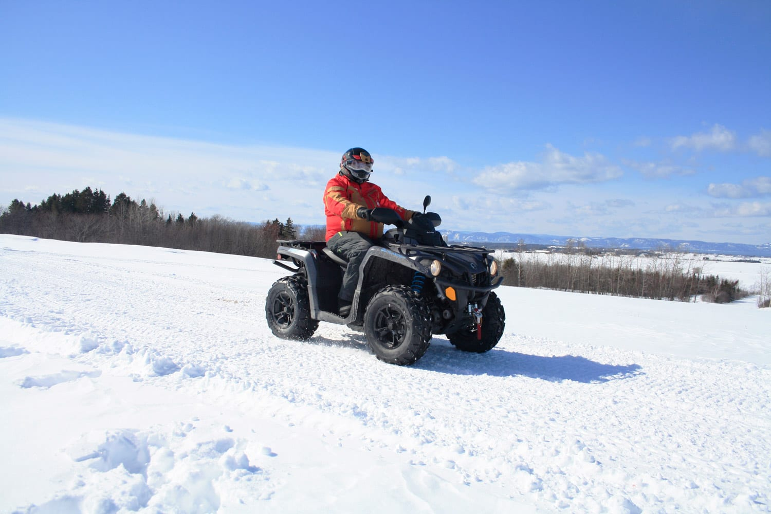 2020 Can-Am Outlander 570 XT Review