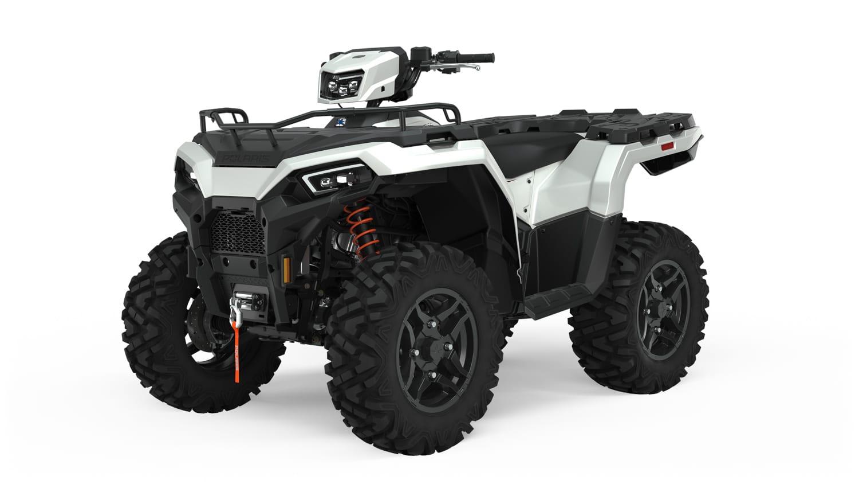 2021 Polaris Sportsman 450 H.O. and 570
