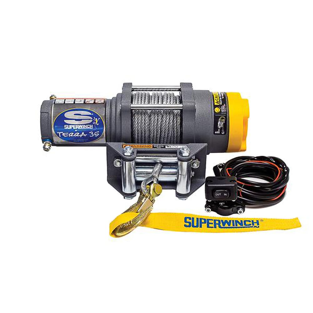 TOP 5 Winches