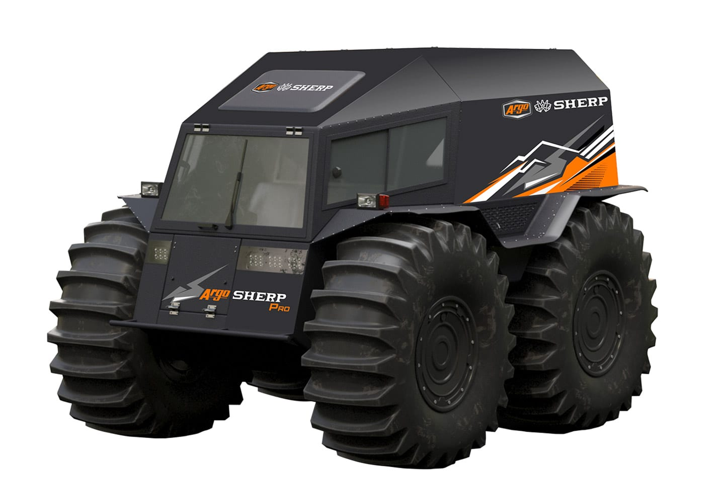 ARGO Conquest Pro Series ARGO Sherp Pro Series ARGO Robotic Series