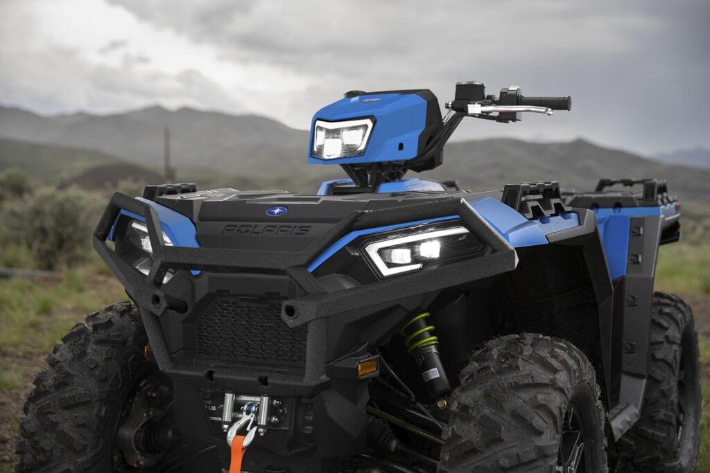 2021 Polaris Sportsman 850 Ultimate Trail Edition