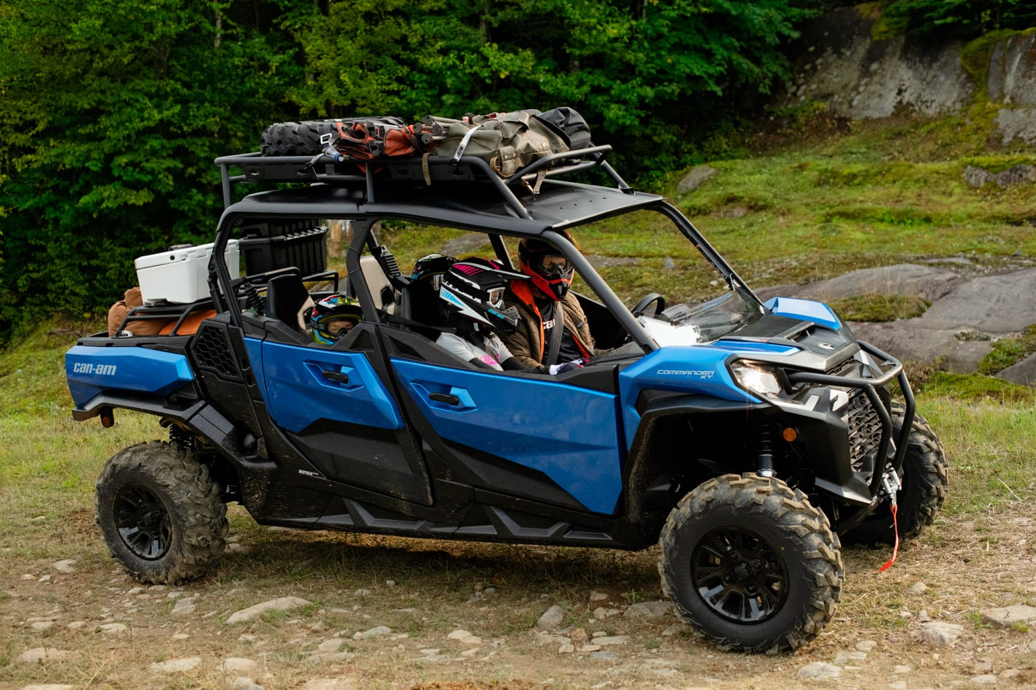 2021 Can-Am Commander