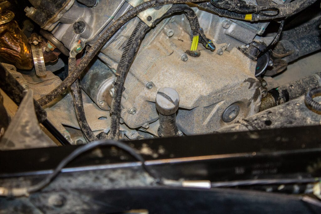Changing a Can-Am Defender's Engine Oil and Filter