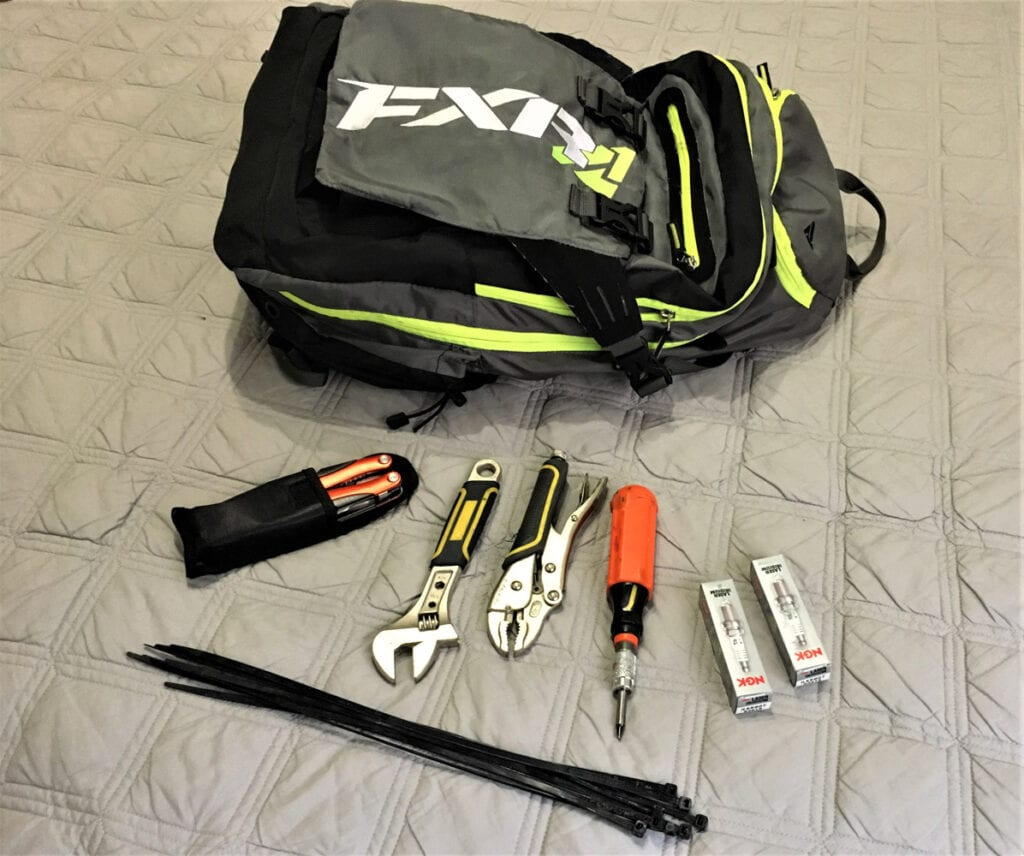 The Five things you need for winter riding