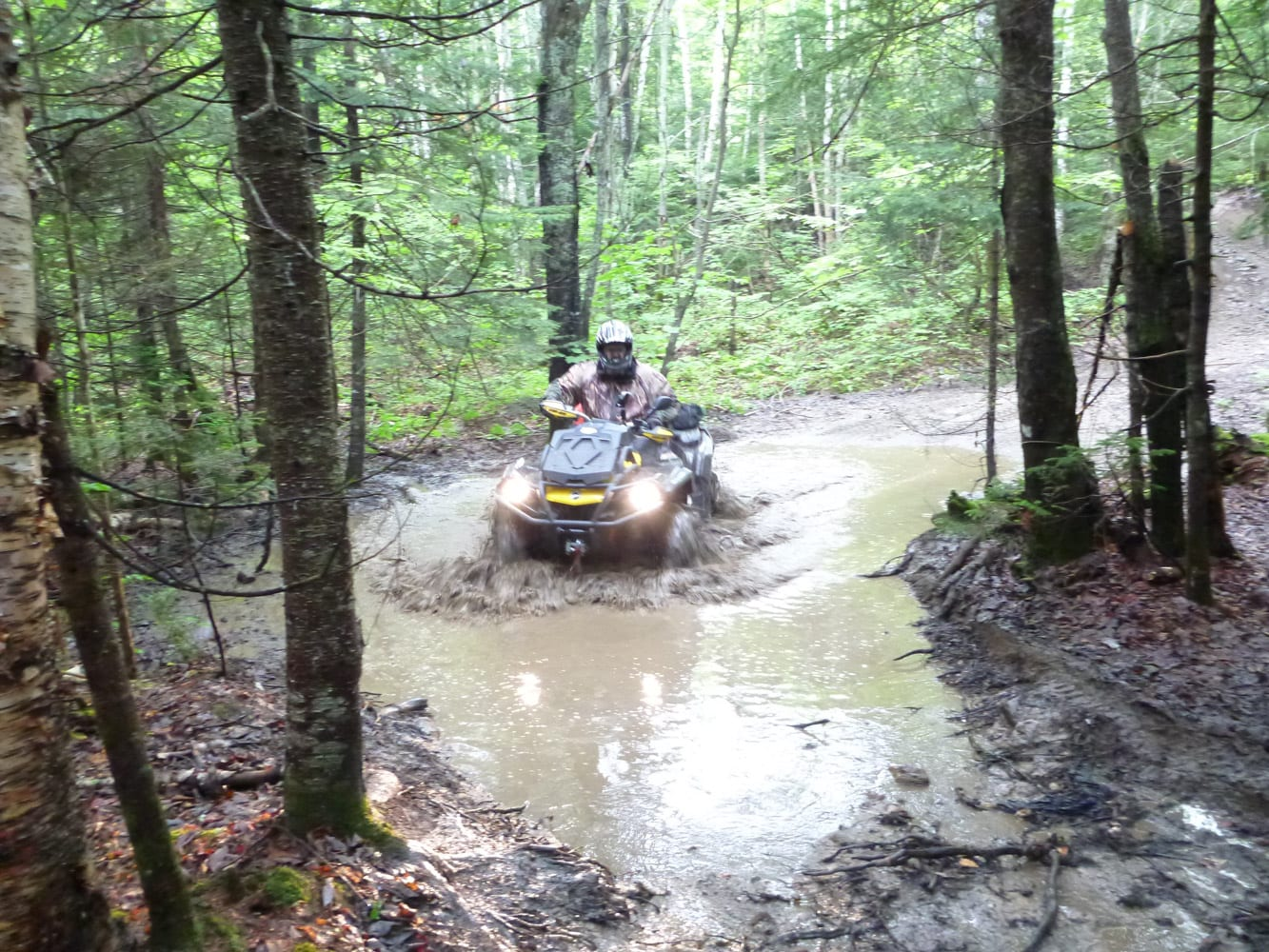 The suffering of ATV clubs