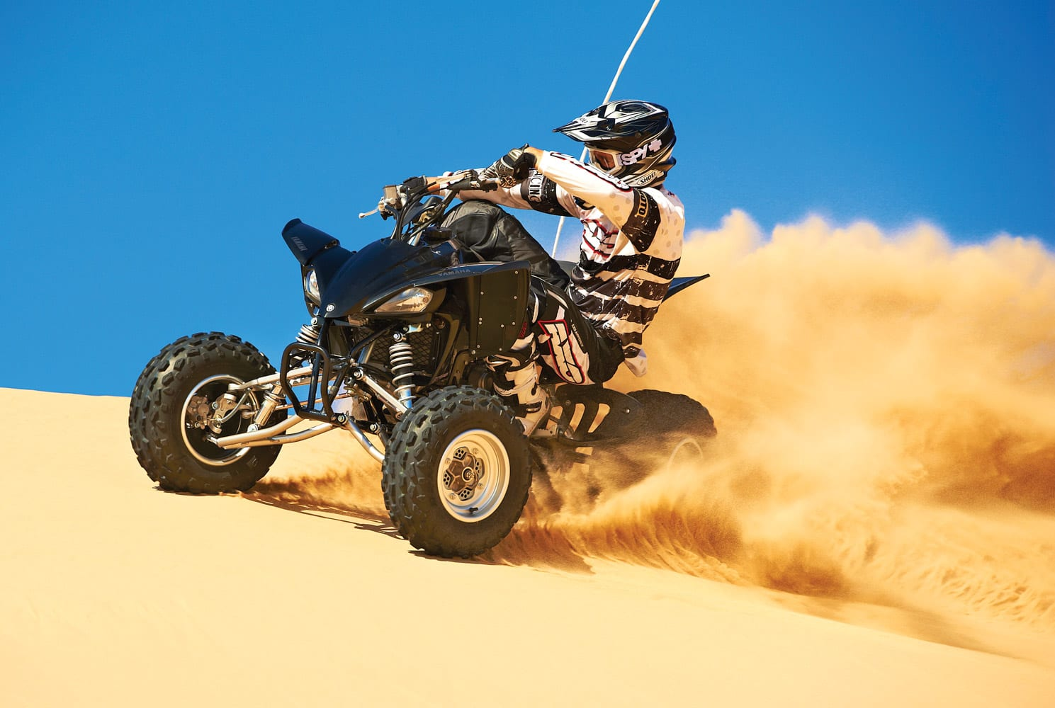 ATV Riding 101 Know your Limits