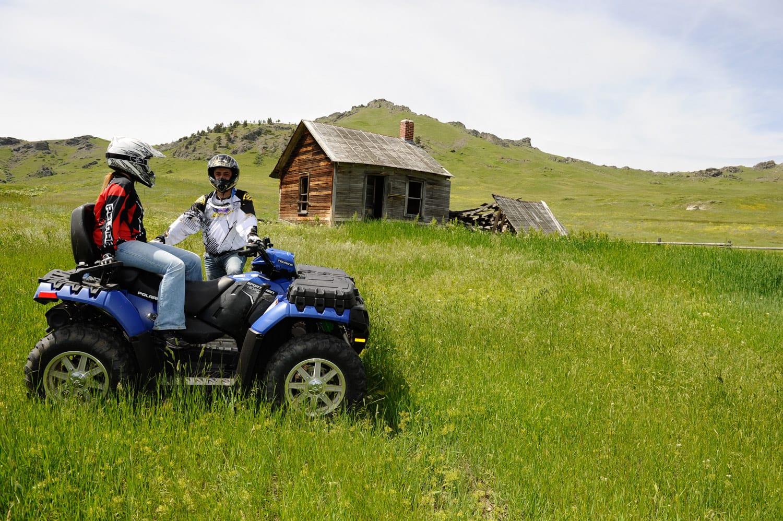 The Health Benefits of ATV Riding