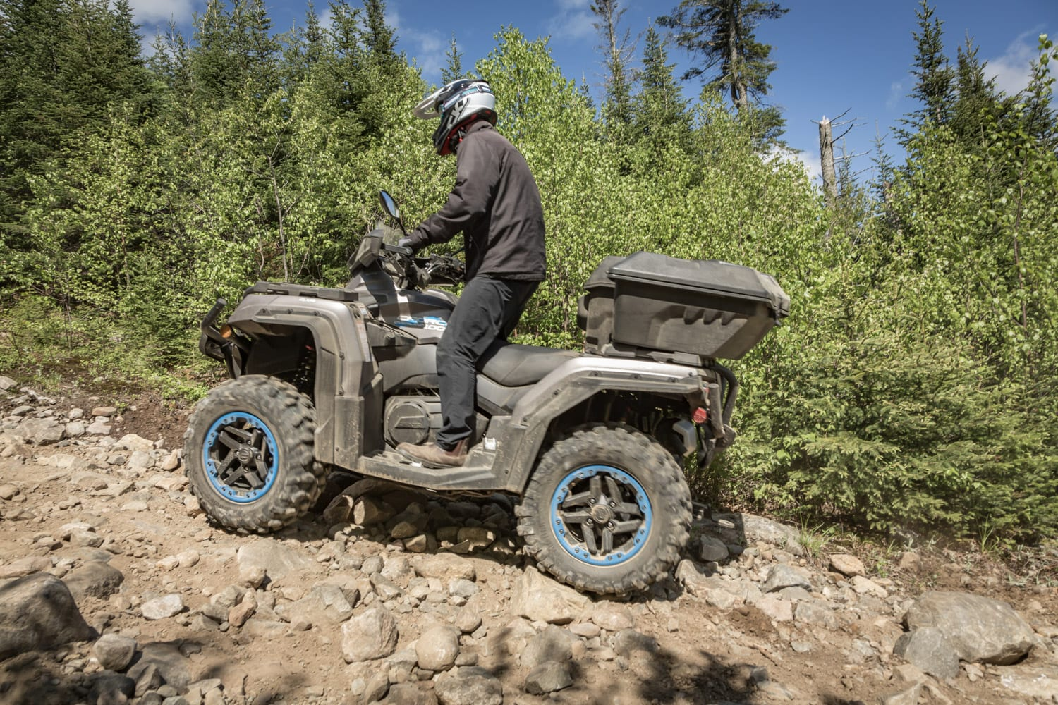 CFMOTO CFORCE 1000 Overland Review