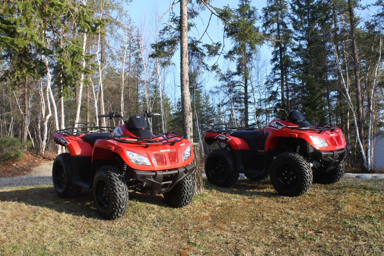 Plan your Quad trip in Saguenay Lac-Saint-Jean