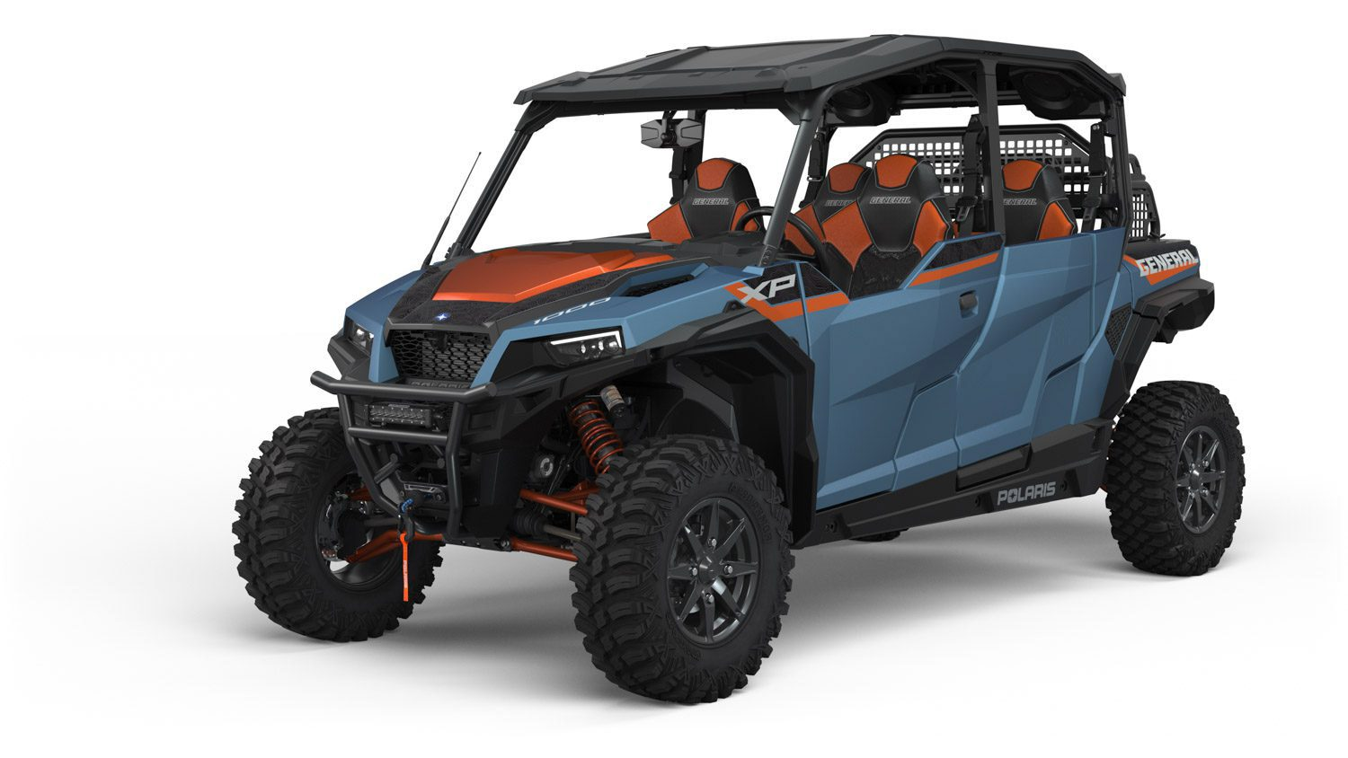 Polaris New Additions & Enhancements Across Entire Lineup